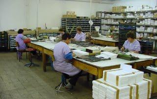 Ferrites testing - PCB company