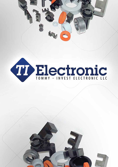 Electronic manufacturing - catalogue ferrites