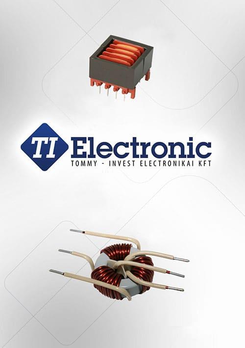 Ti-electronic catalogue, Hungarian