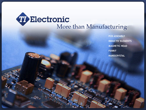 PCB assembly manufacturer catalogue